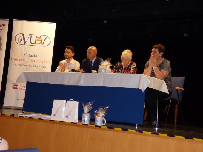 Závěrečný seminář U3V Ostrava